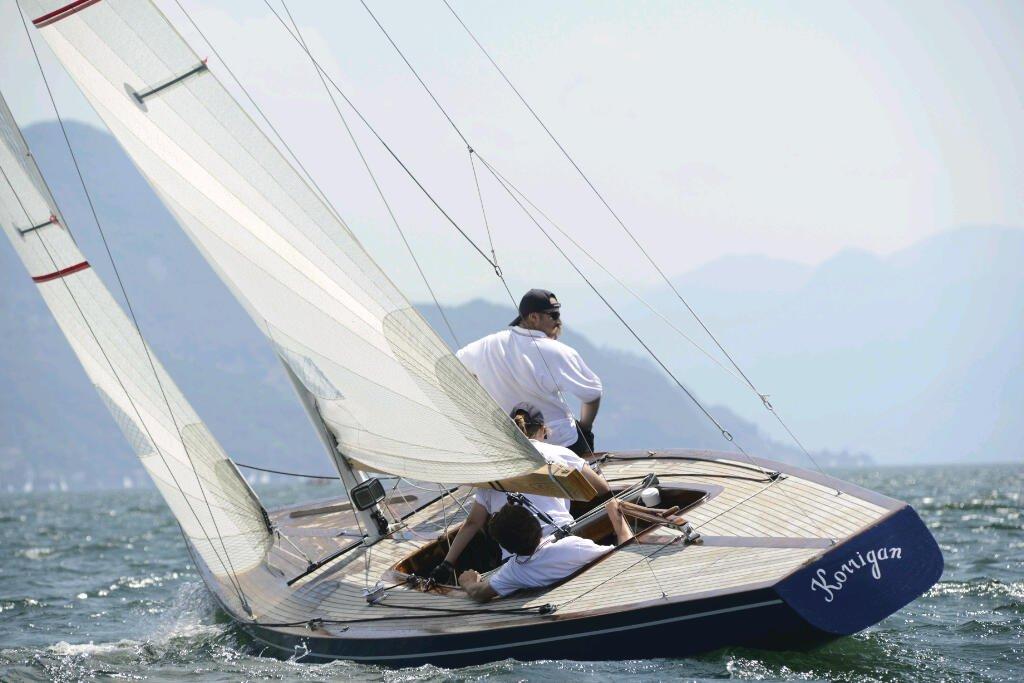 Vintage Yachting Games: les deux derniers jours dans Régates 2012 vintage_174