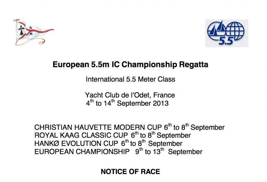 Et aussi à propos des Championnats d'Europe! dans Régates 2013 european-nor