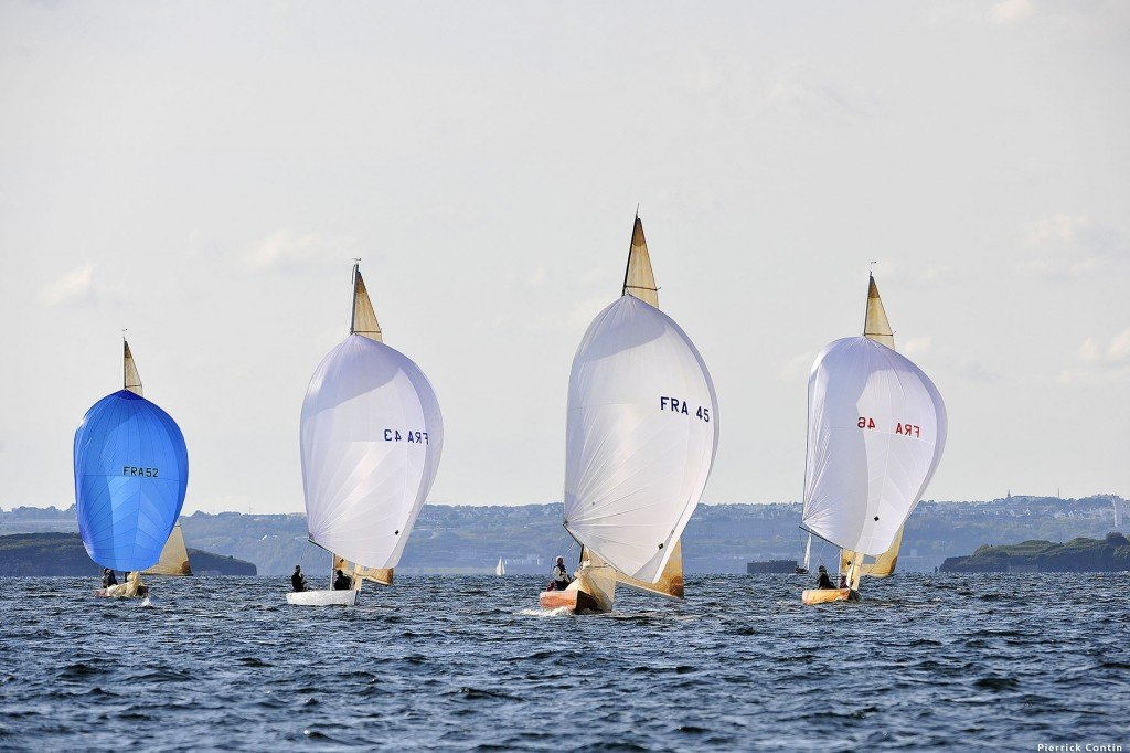 Grand Prix de l'Ecole navale: instructions de course 55