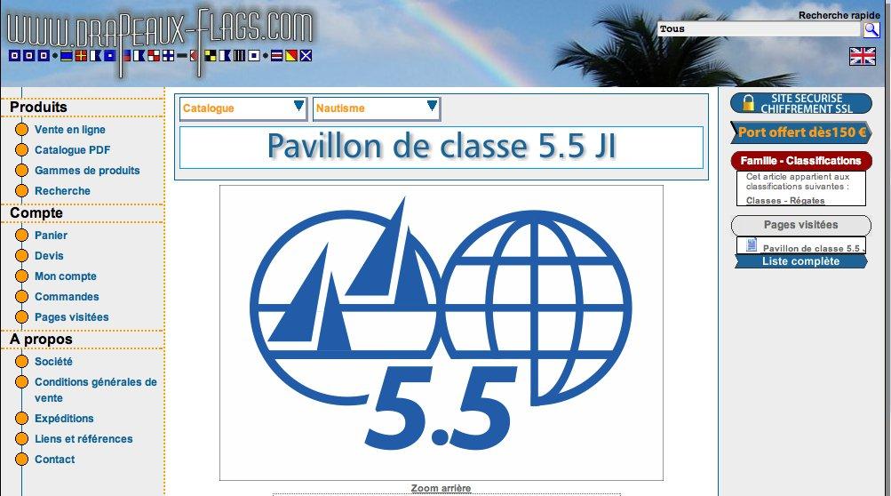 pavillon 55