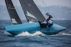2020 5.5 World Championship -  Newport, Pittwater, Australia